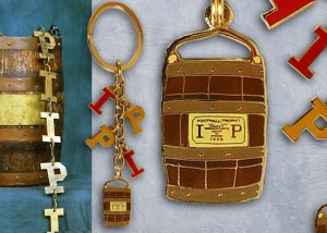 Oaken Bucket Key Tag